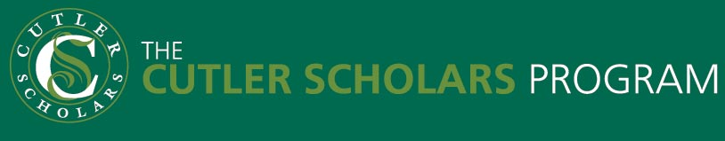 The Manasseh Cutler Scholars Program | Ohio University
